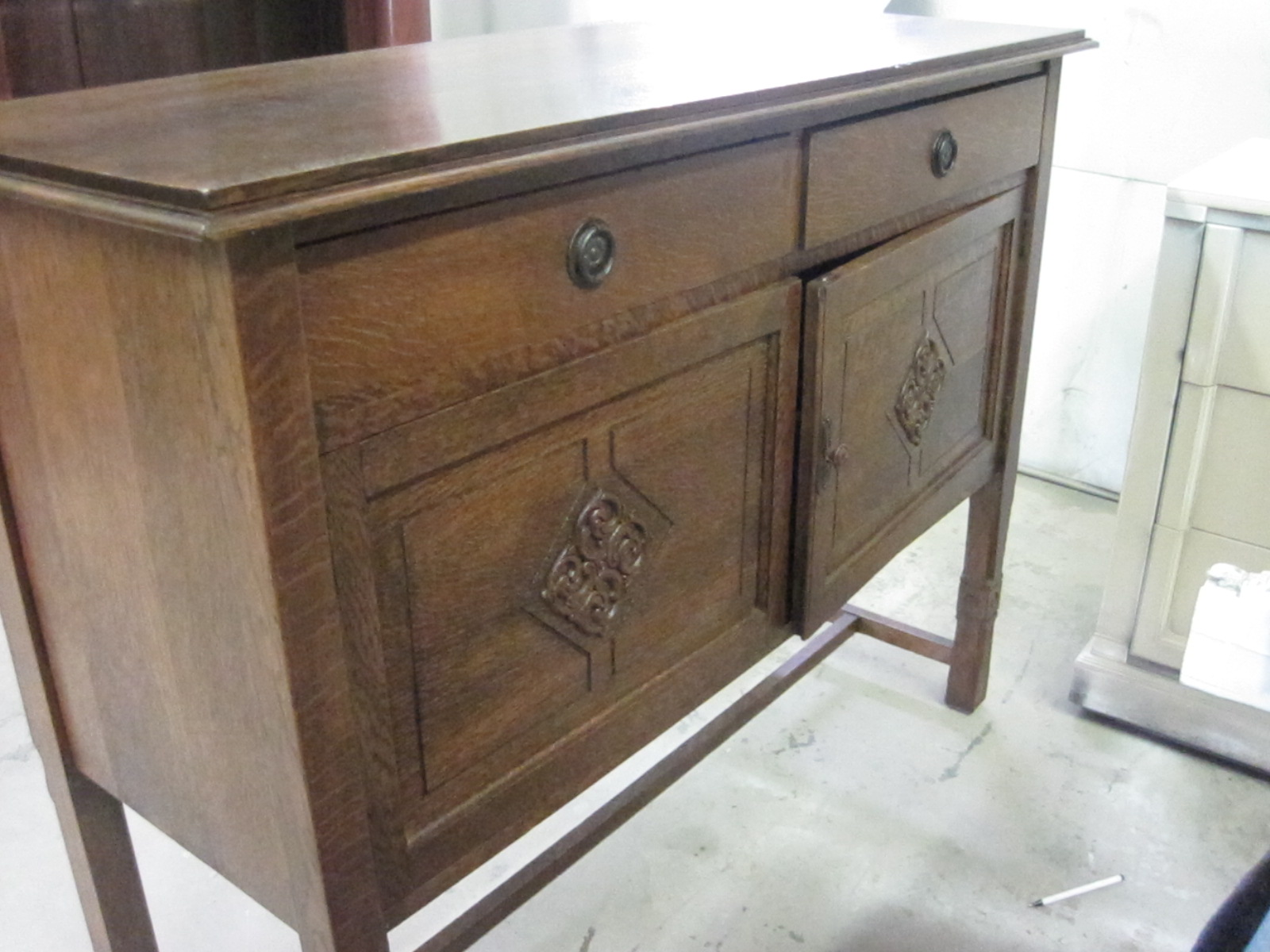 Wood furniture restoration in Berrien Center Michigan,
